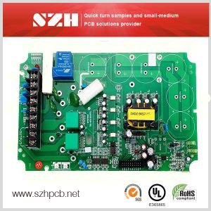 Design Access Control 2.4mm 2oz PCB PCBA pictures & photos