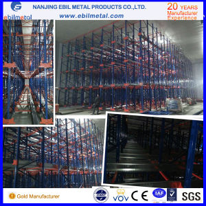 Hot Sale Steel Q235 Warehouse Equipment Remote Radio Shuttle Rack pictures & photos