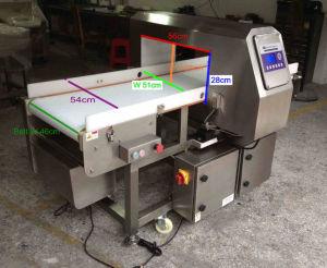 High Sensitive Conveyor Belt Type Metal Detector for Foods pictures & photos