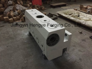 Hot Forged 2500 Fluid End Used for Frac Pump