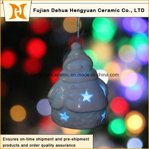 Christmas Snowman Shape LED Solar Lights for Christmas Tree Decor pictures & photos