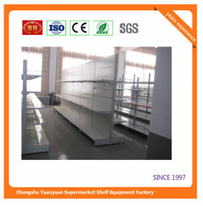SGS Proved Double Sided Supermarket Shelf 07233 pictures & photos