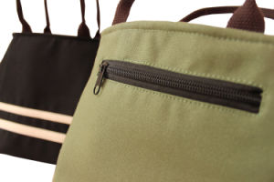 Canvas Tote Cooler Bag pictures & photos