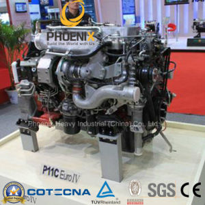 P11c J08e Euro4 Hino Engine with Engine Spare Parts Supply pictures & photos