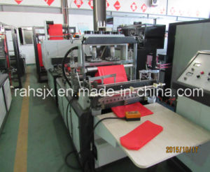 Non-Woven Fabric Flat Bag Welding Machine (WFB-600A) pictures & photos
