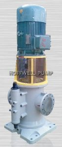 3GCLS Vertical Three Screw oil Pump pictures & photos