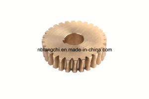 Bronze Worm Wheel Worm Gear