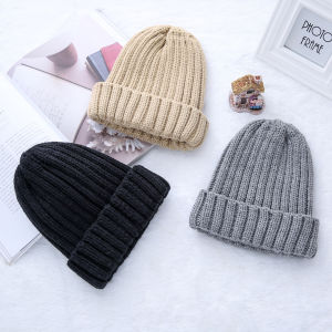High Quality Knitted Beanie Hat pictures & photos