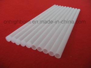 99.99% Alumina Translucent Ceramic Tube for Pressurized Sodium Lamps pictures & photos