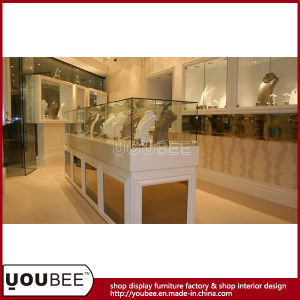 Custom Jewelry Display Showcase for Store Design pictures & photos