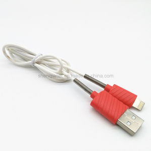 Factory Bendable USB Data Charge Cable for iPhone