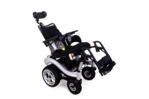 New Design with Ai Frame Electric Power Wheelchair Epw65 pictures & photos