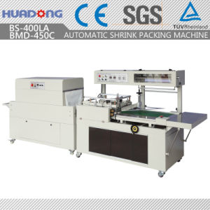 Automatic Stationary Hot Shrink Package Machine pictures & photos