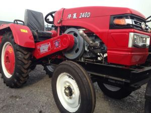 24HP Mini Single Cylinder Hx240 Farm Tractors pictures & photos
