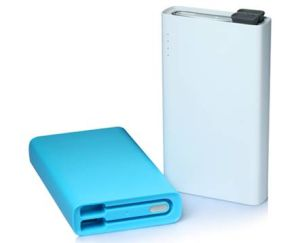 Power Bank 15000mAh Portable Mobile Power Bank with Output 5V2a pictures & photos