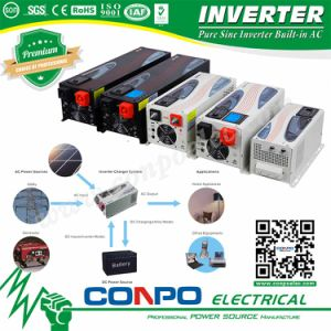 Psw7 Series Pure Sine Inveter Built-in AC (Inverter Charger Family) pictures & photos