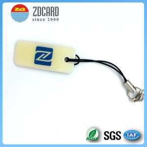 Popular Plastic Customized RFID Keyfob pictures & photos