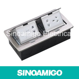 Stainless Cover Soft Pop up Power Receptacle pictures & photos