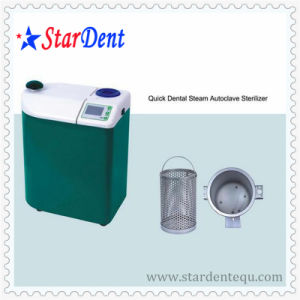 LCD Display 3L Vacuum Steam Dental Autoclave Sterilizer pictures & photos