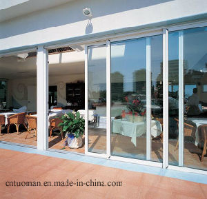 Double Glass Aluminium Sliding Window with Mosquito Screem (TMAW0621) pictures & photos