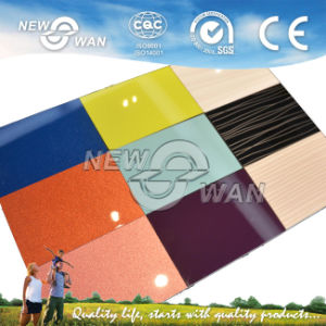 1220*2440mm High Glossy UV Acrylic MDF pictures & photos