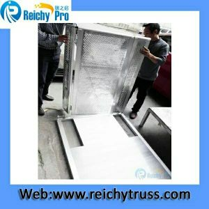 Factory Price Used Aluminum Crowd Barrier pictures & photos