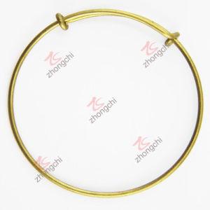 Zinc Alloy Adjustale Custom Logo Charms Bracelet (B-59) pictures & photos