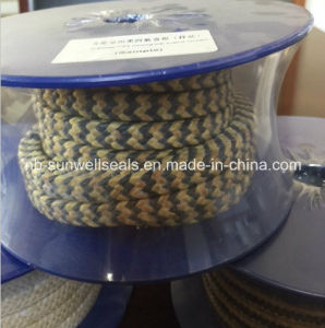Graphite Aramid Fiber Braided Packing/Aramid Fiber and Graphite PTFE (SUNWELL) pictures & photos