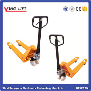 Economic Manual Hydraulic Pallet Truck Yld25A-1 pictures & photos