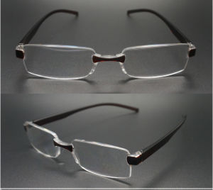 2015 Latest Fashion One-Piece Lens Reading Glasses (WRP504201) pictures & photos