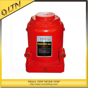 Hydraulic Bottle Jack with Safety Value (HBJ-B) pictures & photos