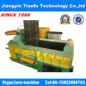 Y81 Hydraulic Scrap Metal Aluminum Copper Baler Machine pictures & photos