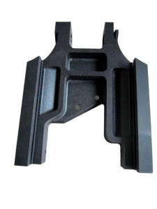 Al Casted Full CNC Machined Parts pictures & photos