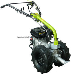 Gasoline 6.5HP Loncin Snow Sweeper pictures & photos