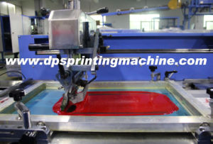 Clothing Labels Automatic Screen Printing Machine for Sale (SPE-3000S-5C) pictures & photos
