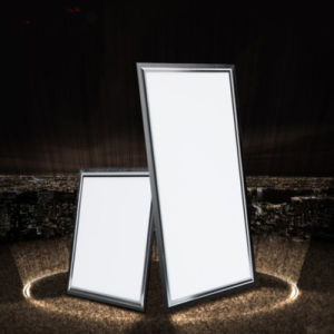 36W 600X600mm 3000-6500k Color Temperature Aluminum Alloy+PMMA Cover LGP LED Panel Light pictures & photos