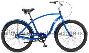 Inner 3 Speed Beach Cruiser Bike/Adult Beach Cruiser Bike/Standard Beach Cruiser Chopper Bike pictures & photos
