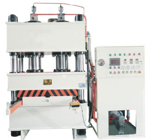 Double Cylinder Automatic Feeding Deep Embossing Machine (200T) pictures & photos