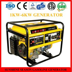 High Quality 3kw Gasoline Generator for Home Use with CE (SV3800) pictures & photos
