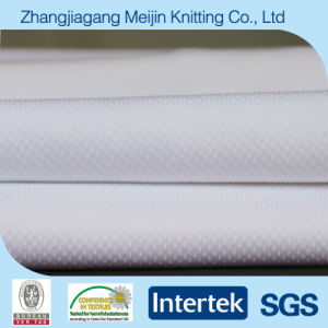 100% Polyester Knit Double Mesh Fabric for Sportswear (MJ5043)