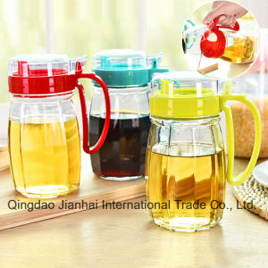 Colorful Subpackage Oil Glass Bottle (620ml/720ml/1080ml) pictures & photos