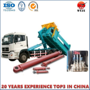 Manufacturer Garbage Compactor Trailer Hydraulic Cylinders pictures & photos