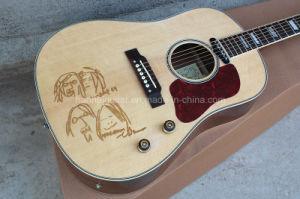 Hanhai Music / J-160e 41′′ Acoustic Guitar pictures & photos