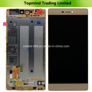Original Display LCD for Huawei P8 with Touch Screen Digitizer pictures & photos