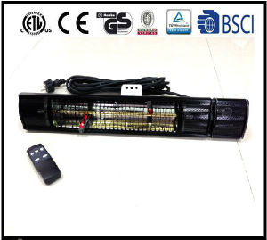 Radiant Heater Electric Heater for Outdoor Restaurant and Bar pictures & photos