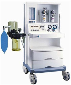 Hospital Equipment Multifunctional Anesthesia Machine Au-01d pictures & photos
