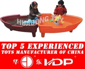 2015 Outdoor Kids Sand Pit Sand Pool Playground HD15A-186h pictures & photos