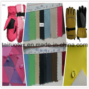 100% Polyester Taslon with Waterproof for Gloves Clothes pictures & photos