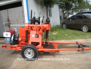 150m Portable Trailer Mobile Geotechnical Drilling Rig (GY-150B) pictures & photos