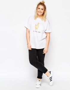 OEM Factory Fashion Plus Size Printed Cotton T-Shirt pictures & photos